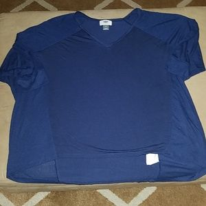 Old Navy High Low Dolman Sleeve Blouse